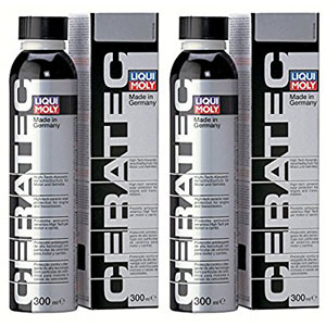 Liqui-Moly Cera Tec Motor Oil Additive (300 ML) - 2 Pack